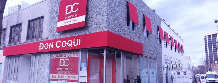 Don Coqui is one of Westchester.