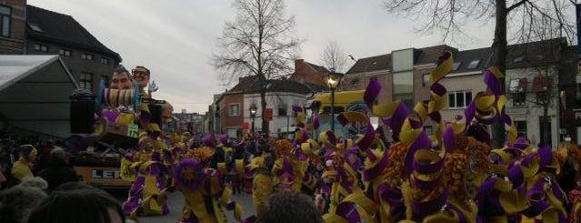 Houtmarkt is one of Lieux qui ont plu à Mario.