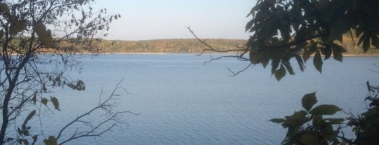 Thousand Hills State Park is one of Native American Cultures, Lands, & History.