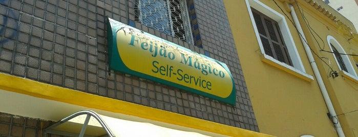Feijão Mágico is one of comidinhas.