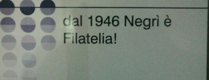 Filatelia Negrì is one of Posti che sono piaciuti a Movimento 5 Stelle Fabriano.