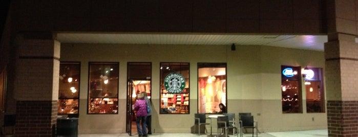Starbucks is one of Taryn : понравившиеся места.