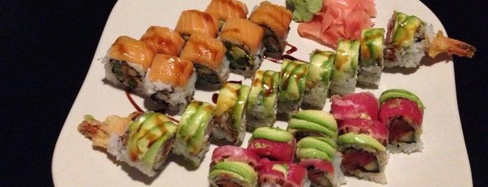Yu-Mi Sushi Japanese Restaurant & Cafe is one of Kathleen's Saved Places.