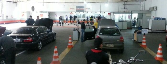 Centro de Registro de Veículos Automotores (CRVA) is one of Orte, die Marcos gefallen.