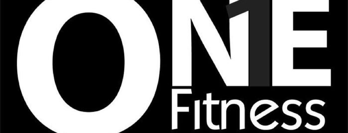 One Fitness Gym is one of Tempat yang Disimpan Ana.