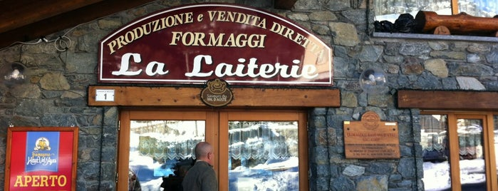 Fromagerie Haut Val d'Ayas is one of Hone-italy.