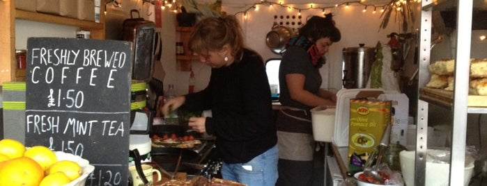 Katie & Kim's Kitchen is one of Bristol.