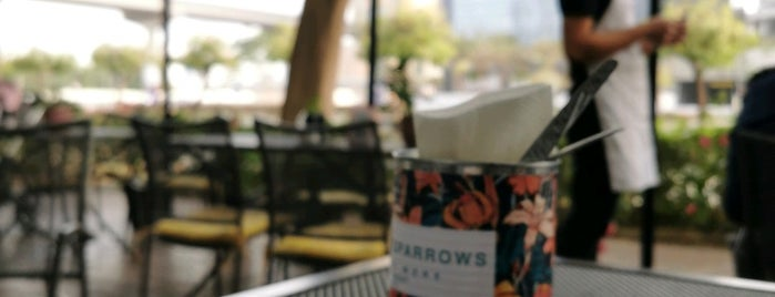Arrows & Sparrows is one of Breakfast In Dubai.