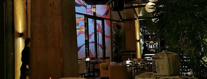 Netsu is one of Dubai 🇪🇭.