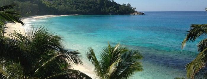 Banyan Tree Seychelles is one of world travel.