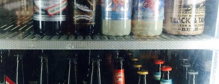 Funes Hand Crafted Baja Beer is one of Aquí se hace Cerveza..
