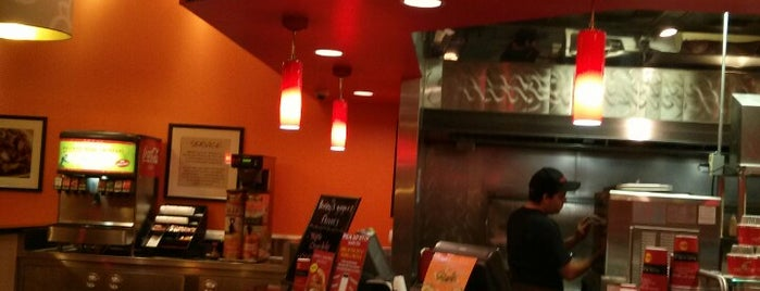 Pick Up Stix is one of Top picks for Chinese Restaurants.