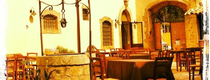 Baglio Siciliamo Agriturismo is one of Sicily.