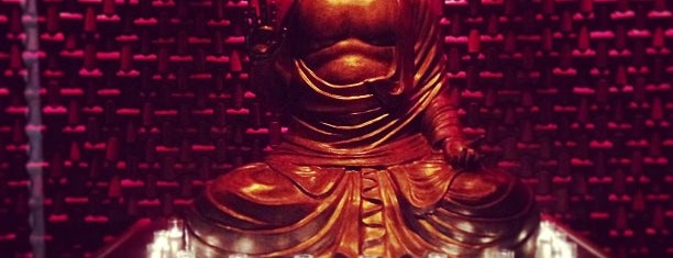 Buddha Bar is one of Moscow, I Love U!.
