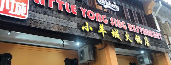 Little Yong Sing (小羊城) is one of Lieux qui ont plu à Melvin.