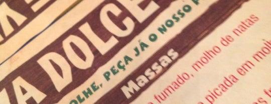 La Dolce Vita is one of Pizzeria / Italiano.
