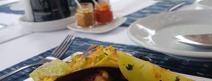 Papa Gente Restaurante is one of Tempat yang Disukai Micael Helias.