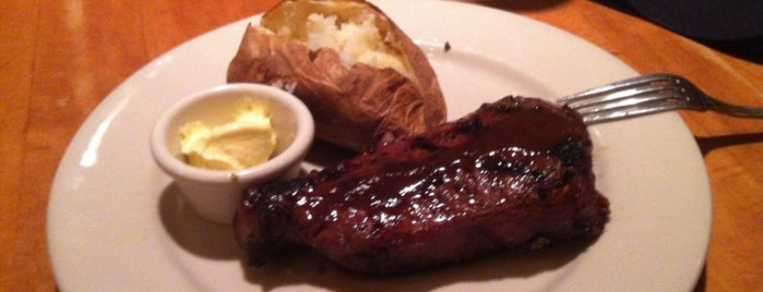 Tony Roma's is one of Lugares chandlerianos para comer.