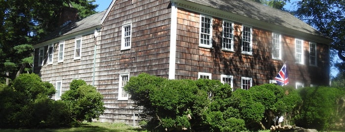 Sherwood-Jayne House is one of Culper Spy Day.
