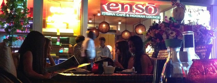 Enso Café is one of Miami Beach.
