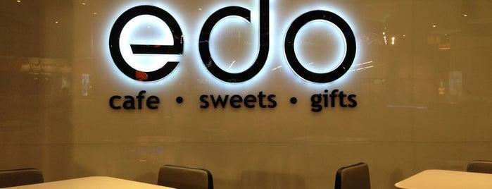 Edo Japanese sweets is one of Abu Dhabi & Dubai, United Arab emirates.