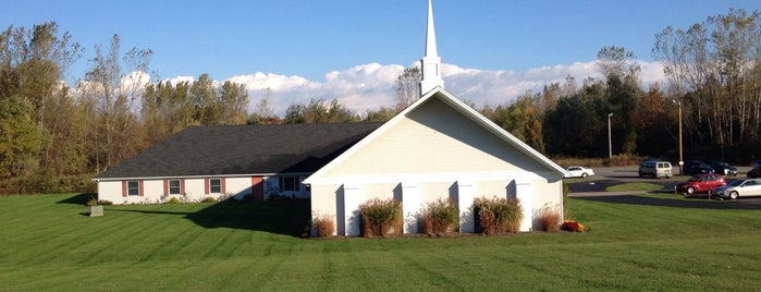 Bible Baptist Chuch Of Sodus is one of Kenさんのお気に入りスポット.