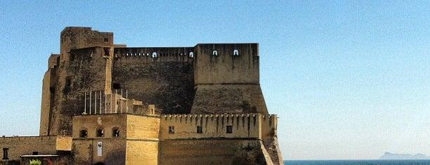 Castel dell'Ovo is one of Naples, Capri & Amalfi Coast.