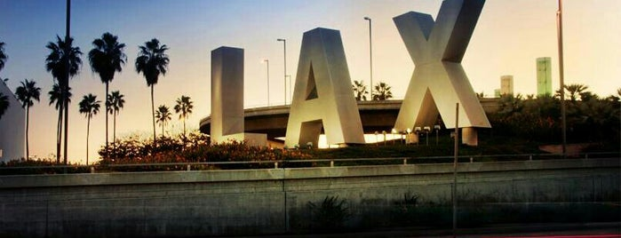 Los Angeles International Airport (LAX) is one of LAX.