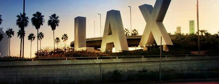 Flughafen Los Angeles International (LAX) is one of LAX.