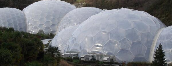 The Eden Project is one of Best UK #PhotoSpots.