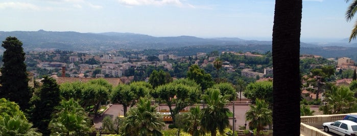 Grasse is one of France.