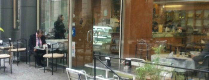 Brown Tea & Soup is one of Cafés en el Centro.