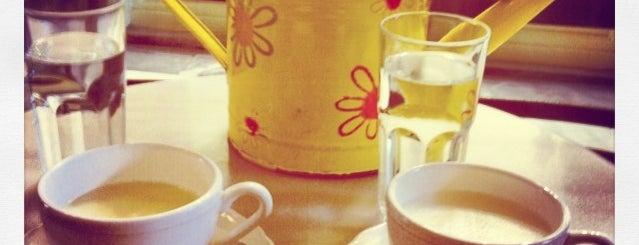 Σοκολάτα 56 is one of Athens... for a coffee.