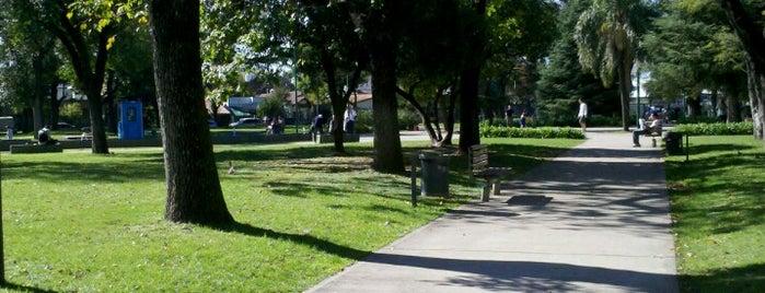 Plaza Pablo Ricchieri is one of En bici.