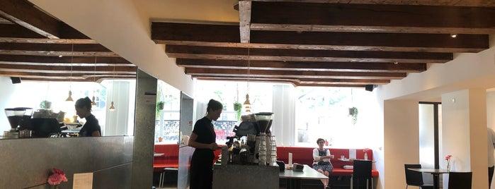 Foam-Café is one of Amsterdam.