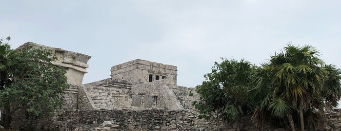 Templo del Dios del Viento is one of Caribe Mexicano.