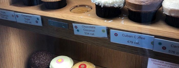 Sprinkles Cupcakes (Kiosk) is one of Best Sweet Treats in Town.