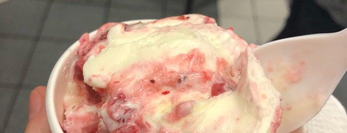 Cold Stone Creamery is one of Lugares favoritos de Joel.