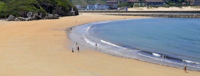 Playa de Cuchía is one of De turismo por Cantabria.