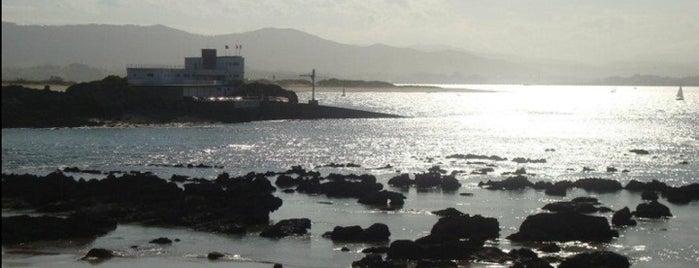 Playa De Los Biquinis is one of Playas de España: Cantabria.