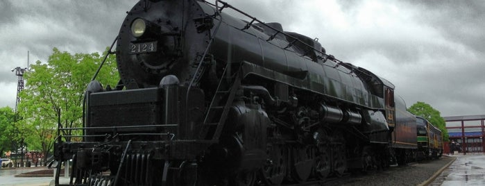 Steamtown National Historic Site is one of National Recreation Areas.
