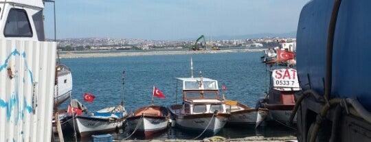 Eski Liman is one of Locais curtidos por Ömer.