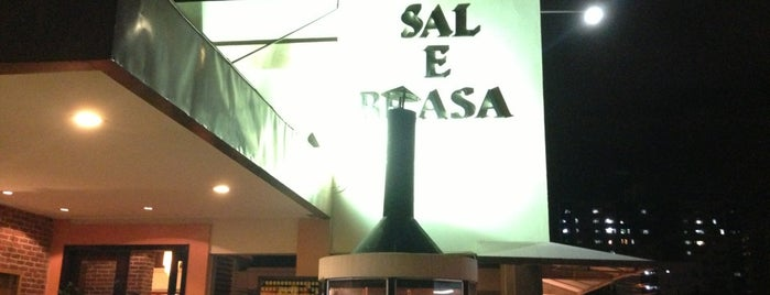 Sal e Brasa is one of Marceloさんのお気に入りスポット.