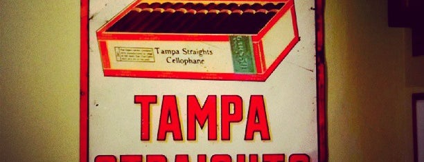 Tampa Bay History Center is one of Tampa Cigar Landmarks.
