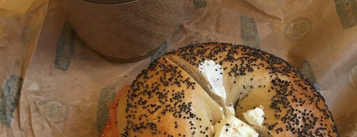 Zucker's Bagels & Smoked Fish is one of The New Yorkers: Tribeca-Battery Park City.