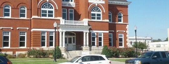 Forsyth, GA is one of Macon & Forsyth.