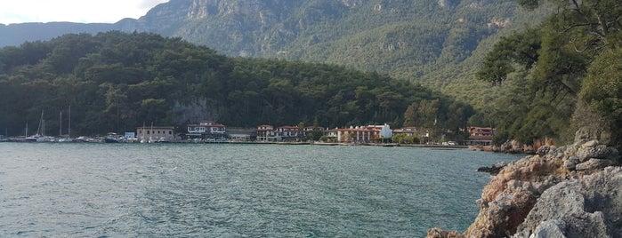 İskelem Beach is one of Akyaka.