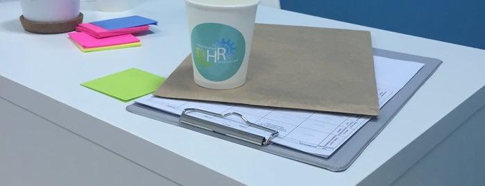Лаборатория HR технологий is one of Lieux qui ont plu à Anastasia.