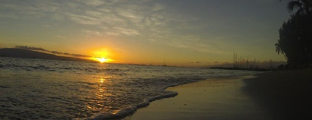 Lahaina Beach is one of Aloha Hawaii.