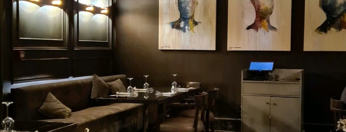 U Bistro & Bar is one of Cairo.